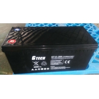 Buy cheap 12 volt sealed lead acid battery 200Ah AGM VRLA Regulated Lead Acid Battery rechargeable sealed lead acid battery from wholesalers