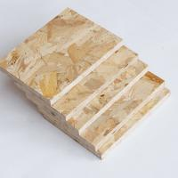 Buy cheap High Consistency OSB Oriented Strand Board With Different Colors 8%~12% Moisture from wholesalers