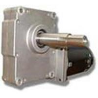 Quality Die Casting Worm Wheel Geared Dc Motors With Mcp2 Brake Removable Brush Bronze Worm Wheel Material for sale