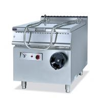 Buy cheap Electronic Ignition Tilting Braising Pan Freestanding CE Certification from wholesalers
