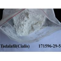 Buy cheap CAS 171596-29-5 Cialis / Tadalafil Sex Steroid Hormones White Powder from wholesalers