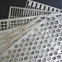 China 1mm Thickness Round Hole Galvanized Perforated Steel Sheet for Spacing and Room Divider on sale