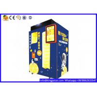 Buy cheap Automatic Orange Juice Vending Machine Payment With Coin Cash Credit Card Alipay Wechat from wholesalers