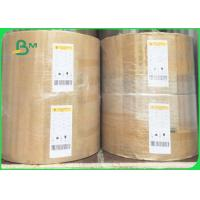 Buy cheap 45gsm Smooth Surface Good Opacity White News Paper In Sheet For Newspaper product