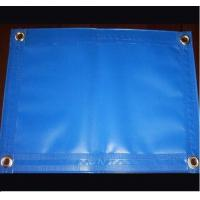Buy cheap PVC Laminated Double Sides Waterproof Pvc Tarpaulin With High Bonding Strength from wholesalers