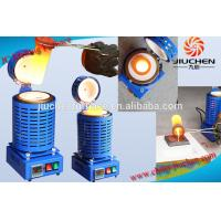 JC 220V Induction Melting Furnace for Gold Melting and Jewelry Making