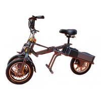 Buy cheap Two Wheels Front Foldable Electric Scooter For Adults With USB Charger from wholesalers