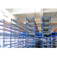 Buy cheap Eco Friendly Multi Level Mezzanine Racking System Cold Room For Flagstaff Storage from wholesalers