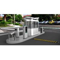 Buy cheap Automatic Parking Ticket Dispenser System /  Smart Car Parking Vehicle Revenue Access Control from wholesalers