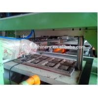 Buy cheap Low Noise Paper Egg Tray Machine , Egg Box Making Machine Paper Apple Tray Making from wholesalers