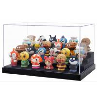 Buy cheap Anti Dusty Clear Acrylic Display Boxes Clear Plastic Display Containers from wholesalers