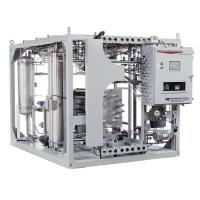 Buy cheap Purity 99.999% Hydrogen Generation Plant By Water Electrolysis 20m3/h from wholesalers