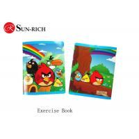 Buy cheap Custom printing Cartoon Exercise Book Factory in China wholesale price from wholesalers