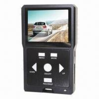 Buy cheap Full HD1/920 x 1,080P Car Black Box, 120-degree High Definition Wide Angle Lens product