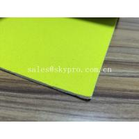 Buy cheap Assorted Color Neoprene Rubber Sheet Variable Textured Embossing Texture from wholesalers