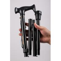 Buy cheap Medical aluminum alloy Square Tube Waking crutch with CE approved from wholesalers
