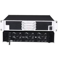 Buy cheap PA-4130 four channel power amp digital amplifier 1850W*4/4ohm 1300W*4/8ohm from wholesalers
