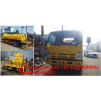 Buy cheap factory direct sale ISUZU 700P 4*2 LHD/RHD water sraying truck, best price ISUZU 6-8m3 water carrier tank truck for sale from wholesalers