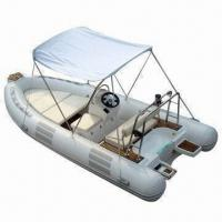 Buy cheap Hot Selling Rib Boat with CE Certificate, Can Put 50hp Outboard Engine from wholesalers