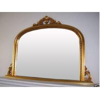 Buy cheap 2013 hot sale arch morden framed wall mirror, Europe style mantel mirror from wholesalers