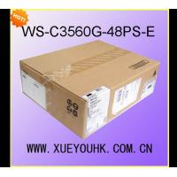 Buy cheap original cisco catalyst 3560 series switch WS-C3560G-48PS-E from wholesalers