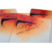 Buy cheap Double Window Custom Packaging Envelopes Multi Colors Autumn Full Printing product