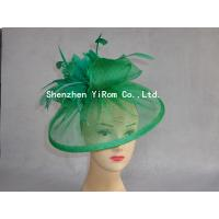 Buy cheap YRFC14167cocktail fascinator,sinamay fascinator,ascot fascinator,derby fascinator,church fascinator,occasion fascinator from wholesalers