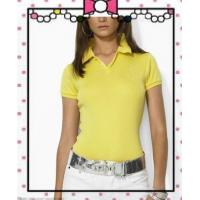 Buy cheap 100% Cotton Women's Polo T-Shirt from wholesalers