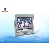 Buy cheap Non - Invasive Ultrasound HIFU Beauty Machine For Skin Tightening / Wrinkle Removal from wholesalers