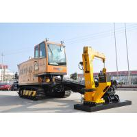 Buy cheap trenchless horizontal directional drilling rig 110ton with reinforcement up to 142ton from wholesalers