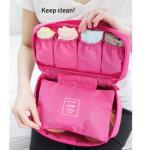 Buy cheap Portable Travel Drawer Dividers Closet Organizers Bra Underwear Storage Bag from wholesalers