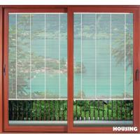 Buy cheap Aluminum Sliding Window And Door With Laminated Glass, with insect screen, double glazed from wholesalers