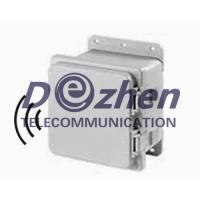 Buy cheap Middle WiFi Cell Phone Wireless Signal Jammer External Patch Antenna With IR Remote Control from wholesalers