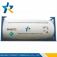 Buy cheap R407C SGS / ROSH / PONY / ISO Approved Cryogenic Refrigeration Replacement For R-22 from wholesalers