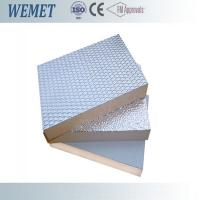 Buy cheap 20MM HVAC air duct fire retardant phenolic foam insulation board with aluminum foil from wholesalers