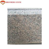 Buy cheap Natural Stone Cherry Red Granite Tile For Flooring / Wall Cladding from wholesalers