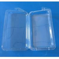 Buy cheap Disposable plastic herb packaging container Fruit packaging box with handle Herb packaing box 20 grams from wholesalers