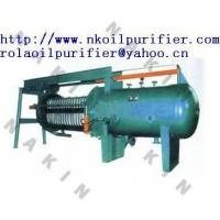 Buy cheap JYWL Horizontal-closed Waste Oil Filtration Device from wholesalers