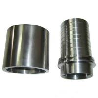 Buy cheap Baoji factory  OEM Precision CNC Machining & Turning titaniun Parts by drwaing 3D from wholesalers
