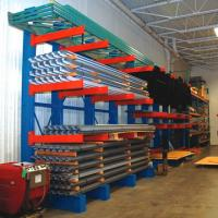 Buy cheap Lumber or pipe storage cantilever rack from wholesalers