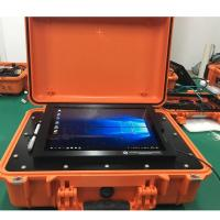 Buy cheap Seismic Refraction Test Equipment Geophysical Masw/Refraction/Reflection Seismograph with Geophone from wholesalers