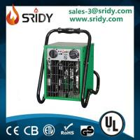 Buy cheap Electric Industrial Fan Heaters Workshop Shed Garage Space Heater from wholesalers