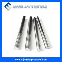 Buy cheap High quality hot selling HIP Sintered tungsten carbide round rods from wholesalers