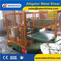 Buy cheap Guarding hydrauic alligator shear from wholesalers