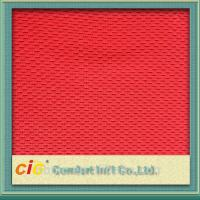 Buy cheap Anti-Mildew Comfortable Soft Knitted Polyester Mesh Fabric For Garment product