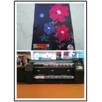 Buy cheap Flag Sublimation Printing Machine / Sign Printing Machine Reactive Ink Using from wholesalers