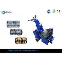 Buy cheap Electric Walk Behind Concrete Floor Planer Pavement Repair Machine For Surface Prep from wholesalers
