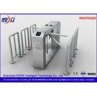 Buy cheap Waist High Tripod Turnstile Gate Mechanism Intelligent Antirust For Station product