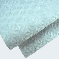 Buy cheap PVC Leather Fabric for Table Mat from wholesalers