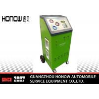 Buy cheap CE Refrigerant Recycling Machine, R134a Freon Air Conditioning Machine For Cars from wholesalers